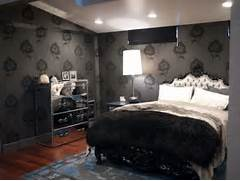 Gothic Bedrooms Bedroom Interior Design Ideas Gothic Style Liked The Story Share It With Friends Grey Walls The Chandelier And Nice On Pinterest Bedroom Ideas Design Inspirations Photos And Styles Romantic Gothic