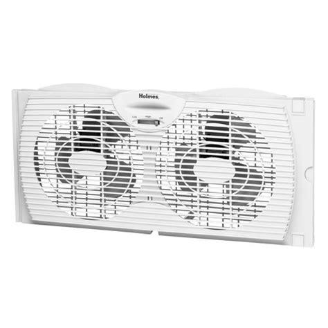 house fans at walmart holmes hawf2021 wmum dual blade twin window fan walmart com