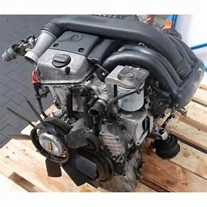 Engine Motor Mercedes 2 2 D Diesel W210 W202 M604 011
