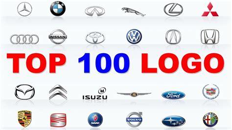 top  logo cars   car brands learn car brands