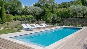 piscine liner gris clair esprit piscine With piscine avec liner gris clair 4 structure escalier et couleur de leau de votre piscine