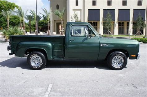 find  dodge ram    big block   miami