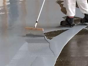 Resine Sol Garage : r sine poxy sogap ~ Edinachiropracticcenter.com Idées de Décoration