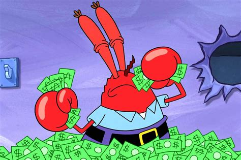 10 Times You Were Literally Mr. Krabs