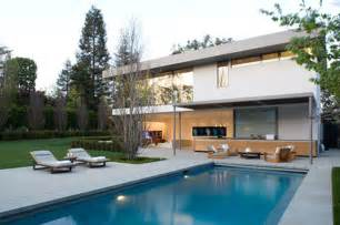 house with pool modern pool house with eclectic decor 6547