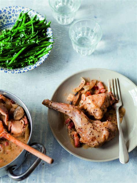 comment cuisiner un lapin comment cuisiner le lapin a la moutarde 28 images