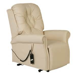 wall hugger made to measure rise recline chair from