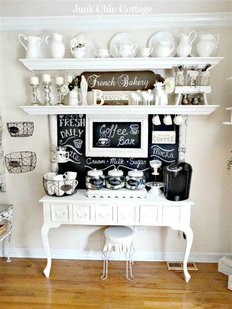 Home Bar Station by 40 Ideas To Create The Best Coffee Station Coffee Bar