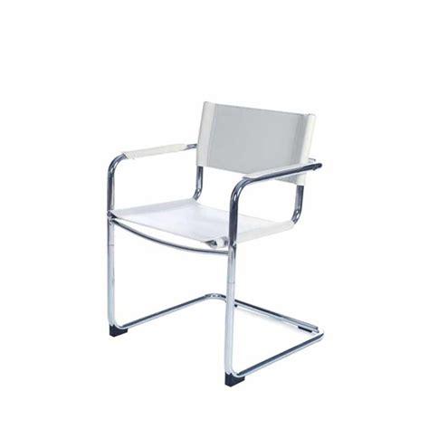 chaises bureau design chaise de bureau quot design quot blanche