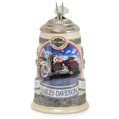 Harley Davidson Stein by Brewery Price Guide