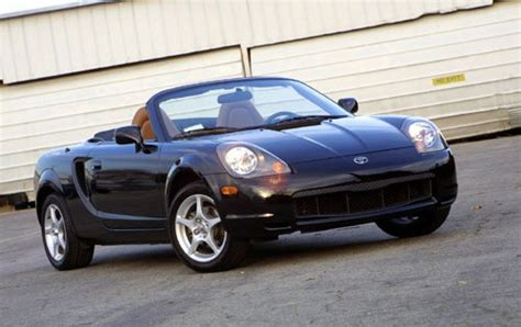2003 Toyota Mr2 Spyder Warning Reviews