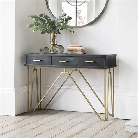 entry hall table height console black entryway table stabbedinback foyer solid