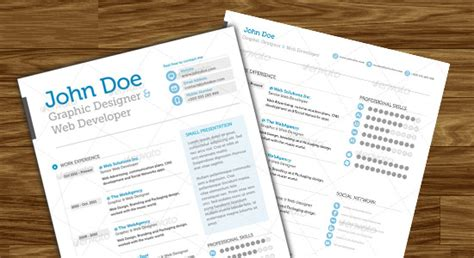 Graphic Design Resume Tips by 10 Tips On Creating A Successful Design Resume Designbump