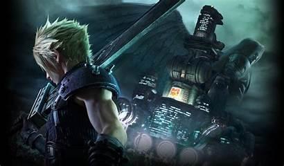 Fantasy Final Remake Remastered E3 Viii Vii