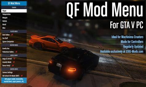 qf mod menu gta modscom