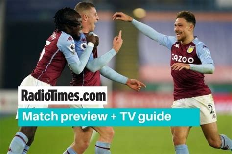 What TV channel is Aston Villa v Leeds on? Kick off time ...