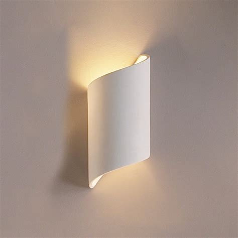 interior wall light fixtures 5 quot contemporary cylinder ribbon wall sconce contemporary