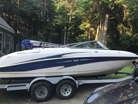 Yamaha Boats In Maine by 2004 Yamaha Sx230 Jet Boat For Sale In Kents Hill Maine