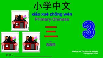 primary mandarin numbers   teaching resources