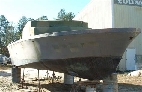 Surplus Patrol Boats by War Usn Pbr 31 Mk 2 For Sale On Ebay