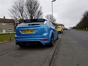 Twin Exhaust System - Ford Focus Club