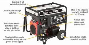 Generac 15000 Portable Generator Wiring Diagram