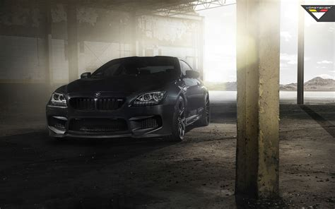 2018 Vorsteiner Bmw M6 Gran Coupe Wallpaper Hd Car