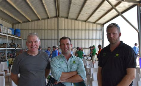 cottoninfos goondiwindi field day gallery queensland