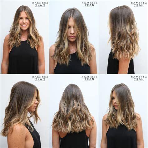 Sun Brown Hair by Best 25 Sun Kissed Hair Ideas On Brown