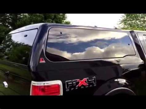 leer truck cap xq review   years  super cab