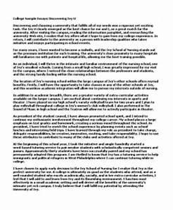 sample exploratory essay