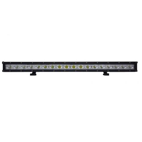 single row 90 watt 8100 lumen led light bar 10 011 by