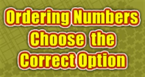 number forms exercise standard expanded and word form