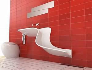 Unusual and creative bathroom sinks for Weird bathrooms