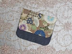 Pochette En Tissu : tutoriel diy coudre une pochette en tissu japonais ~ Farleysfitness.com Idées de Décoration