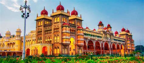Mysore Palace  Best Palaces In Karnataka Ihpl