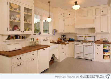 antique kitchen ideas 15 wonderfully made vintage kitchen designs fox home design