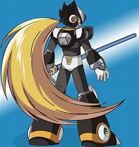 Black Zero - Megaman X series by TuliusBelmont on DeviantArt