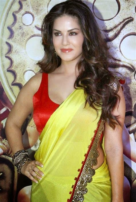 Top 10 looks of Sunny leone in saree See pics here