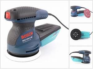 Bosch Gex 125 : bosch gex 125 1 ae exzenterschleifer 250 watt 125 mm ebay ~ A.2002-acura-tl-radio.info Haus und Dekorationen