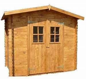Plancher Bois Pas Cher : pas cher abri de jardin en bois avec le plancher ~ Premium-room.com Idées de Décoration
