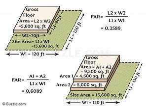 examples that show how to calculate floor area ratio easily With formula for floor area