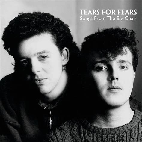 Tears For Fears: Songs from the big chair, la portada del ...