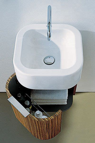 Small Bathroom Space Savers by 10 Kitchen And Bath Space Savers Wall Mounted Sink And