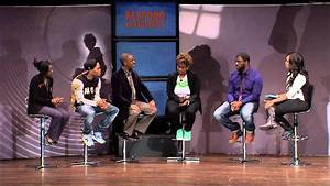 Respond to Violence: Reaching Our Youth - Panel Discussion ...
