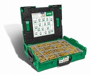 Spax Schrauben Shop : spax montagekoffer l boxx schraubenset 17 abmessungen senkkopf kreuzschlitz z yellox kaufen ~ Buech-reservation.com Haus und Dekorationen