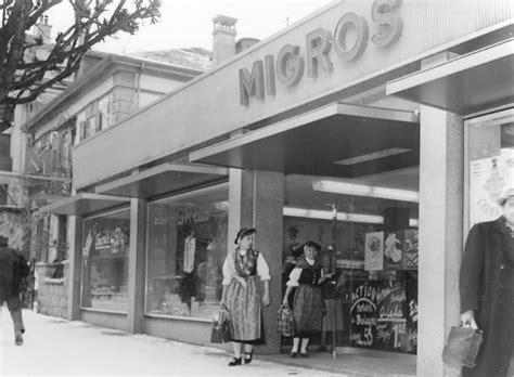 geschichte der migros wallis 1955 2015 empfang 1951 1954 geschichte der migros wallis 1955 2015