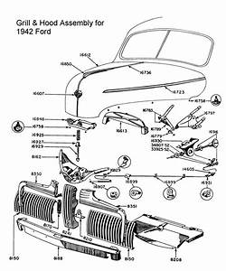 flathead parts drawings radiators With 1942 ford f1 truck