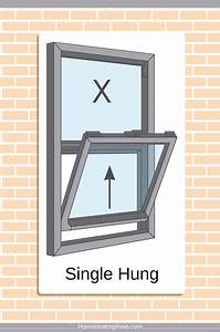27 Different Types Of Windows  Diagrams