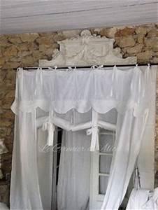 Rideaux Style Romantique : reportage chez alexandra le grenier d 39 alice ~ Melissatoandfro.com Idées de Décoration